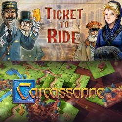Chollo - Gratis Carcassonne + Ticket to Ride para PC