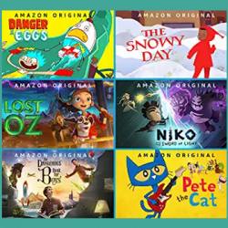 Chollo - Gratis Series Infantiles en Amazon Prime Video