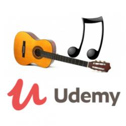 Chollo - Gratis Curso Guitarra para todos en Udemy