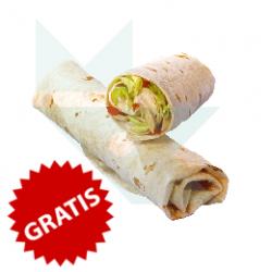 Chollo - Gratis Enrollado en Telepizza