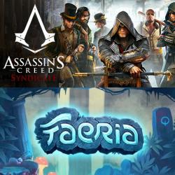 Chollo - Gratis Faeria + Assassin's Creed Syndicate para PC