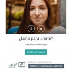 Chollo - Gratis Funciones Avanzadas de Hangouts Meet de Google