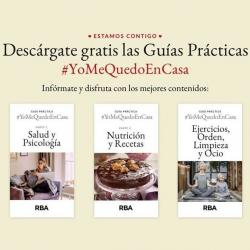 Chollo - Gratis Guías Prácticas #YoMeQuedoEnCasa de RBA