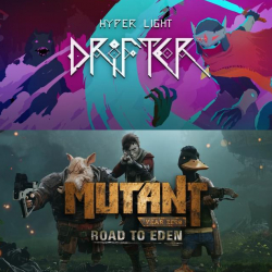 Chollo - Gratis Hyper Light Drifter + Mutant Year Zero para PC