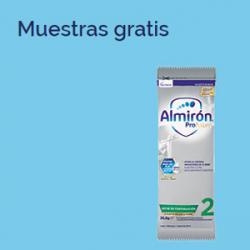 Chollo - Gratis muestras gratis leche bebés Almirón