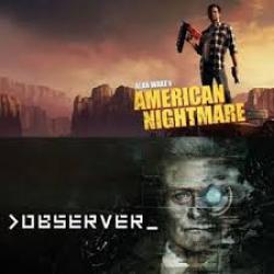 Chollo - Gratis >OBSERVER_ y Alan Wake American Nightmare para PC