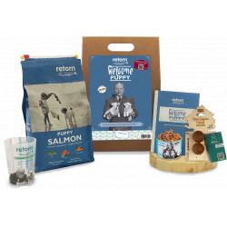 Chollo - Gratis pack de bienvenida para cachorros Welcome Puppy de Retorn