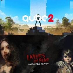 Chollo - Gratis Q.U.B.E. 2 y Layers of Fear para PC