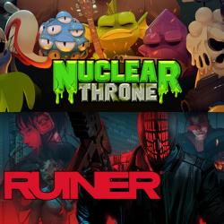 Chollo - Gratis RUINER y Nuclear Throne para PC