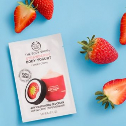 Chollo - Gratis 2 Muestras de Body Yogurts en The Body Shop