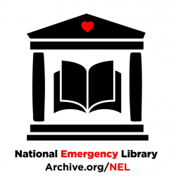 Chollo - Gratis sin esperas 1,4 millones de libros en la National Emergency Library de Internet Archive