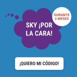 Chollo - Gratis Sky España 3 meses con Yoigo
