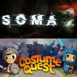 Chollo - Gratis SOMA y Costume Quest para PC