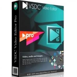 Chollo - Gratis VSDC Video Editor Pro para Windows (Licencia 1 año)