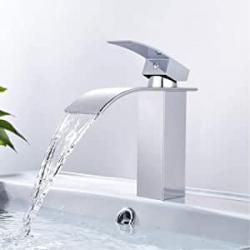 Chollo - Grifo de baño cascada Takclife DBWF01BT