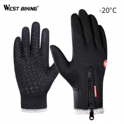 Chollo - Guantes térmicos West Biking