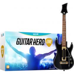 Chollo - Guitar Hero Live + Guitarra Wii U