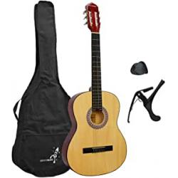Chollo - Guitarra española clásica Rocket XF201AN