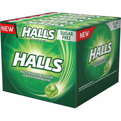 Chollo - Halls Menta Suave Caramelo duro Pack 20 Sticks 32g