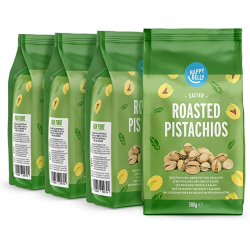 Chollo - Happy Belly Pistachos tostados Pack 4x 500g