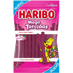 Chollo - Haribo Mega Torcidas Cereza 175g | 0000935