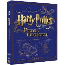Chollo - Harry Potter y la Piedra Filosofal [Blu-ray]