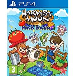 Chollo - Harvest Moon: Mad Dash - PS4 [Versión física]
