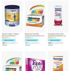 Chollo - Hasta -45% en vitaminas, colágeno y complementos alimenticios
