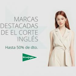 Chollo - Hasta -50% en Marcas de El Corte Inglés en Aliexpress Plaza
