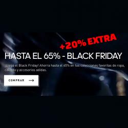 Chollo - Hasta 65% + 20% con Cupón en Adidas España