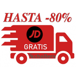 Chollo - Hasta -80% + Envío Gratis en JD Sports