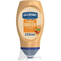 Chollo - Hellmann's Salsa Burger Bocabajo 250ml