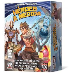 Chollo - Heroes A Medida Juego de cartas | Asmodee ADEAEGCH1ES