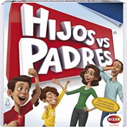 Chollo - Hijos contra Padres Juego de mesa | Bizak 61923451