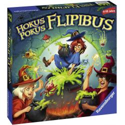 Chollo - Hokus Pokus Flipibus Juego de mesa | Ravensburger 21353