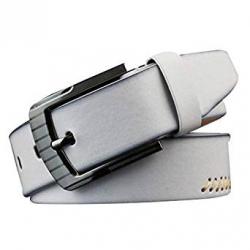 Hombres Cinturón de Cuero Correa Cinturones 110cm Diseñado para caballero hombres Adulto cintura normal cintura cinturón Prenda para hombre Negocio fo