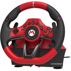 Chollo - Hori Mario Kart Pro Deluxe Volante de carreras - Nintendo Switch y PC | NSW-228U