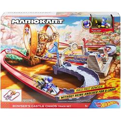 Chollo - Hot Wheels: Pista MarioKart Trucks Chaos Bowser - Mattel GNM22