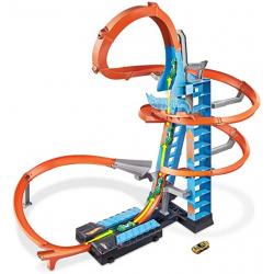 Chollo - Hot Wheels Torre de Choques en el Aire | Mattel GJM76