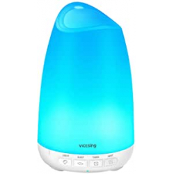 Chollo - Humidificador Difusor ultrasónico VicTsing 150ml