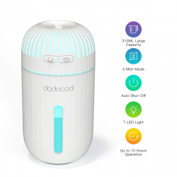 Chollo - Humidificador Portátil Dodocool (310ml)