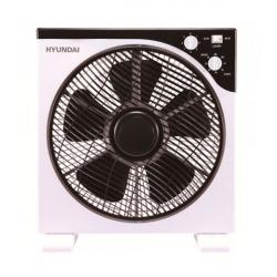 Chollo - Hyundai hyvbf30lux ventilador de suelo box fan 30cm 45W de potencia 3 velocidades