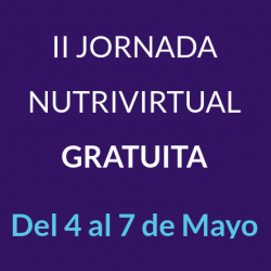 Chollo - II Jornada Nutrivirtual Gratuita