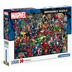 Chollo - Marvel Impossible Puzzle de Clementoni   39411