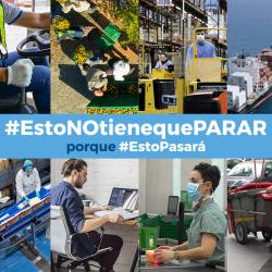 Chollo - Iniciativa #EstoNOtienequePARAR