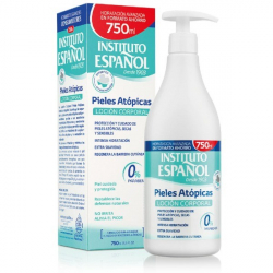 Chollo - Instituto Español Pieles Atópicas loción hidratante corporal 750 ml