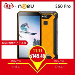 Chollo - NOMU S50 PRO 4GB/64GB Rugerizado