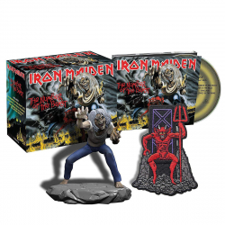 Chollo - Iron Maiden The Number Of The Beast Edición Coleccionista Deluxe Box