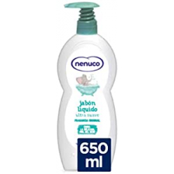 Chollo - Jabón líquido Nenuco ultra suave fragancia original 650ml