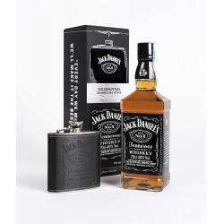 Chollo - Jack Daniel's Tennessee Old Nº7 Whiskey 70cl + Petaca Pack